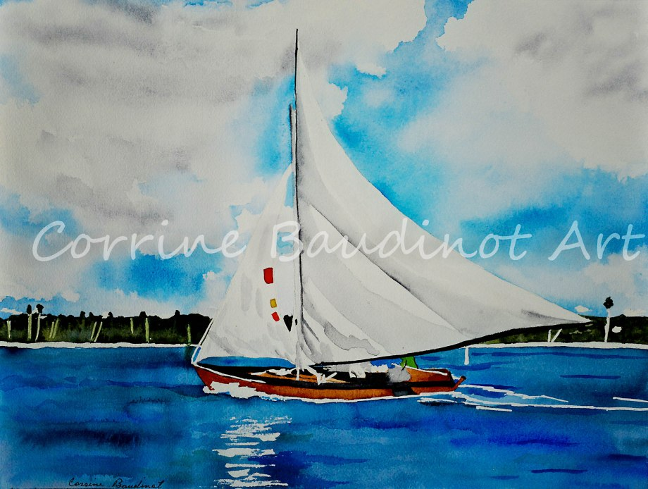 sailboat painting (1 of 1)
