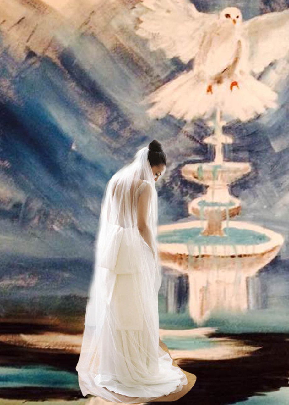 fountainbride